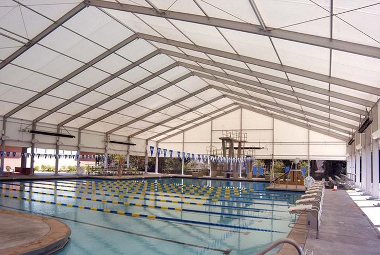 游泳馆篷房
