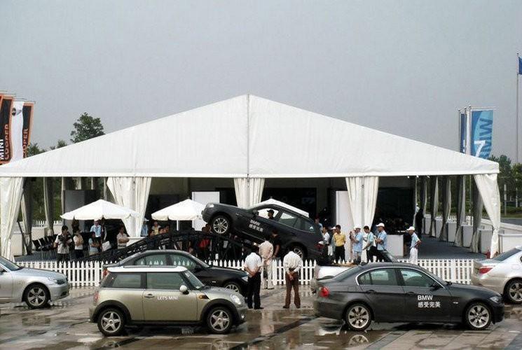 21米车展篷房