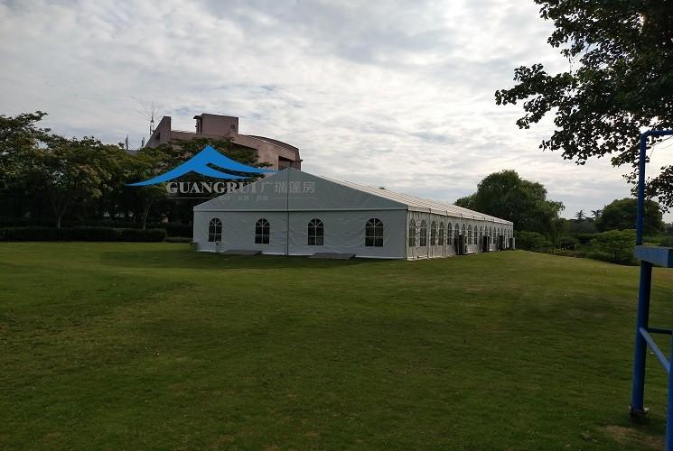 太阳岛草坪篷房