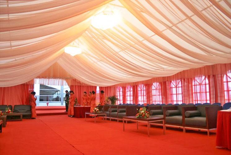 周年庆活动篷房