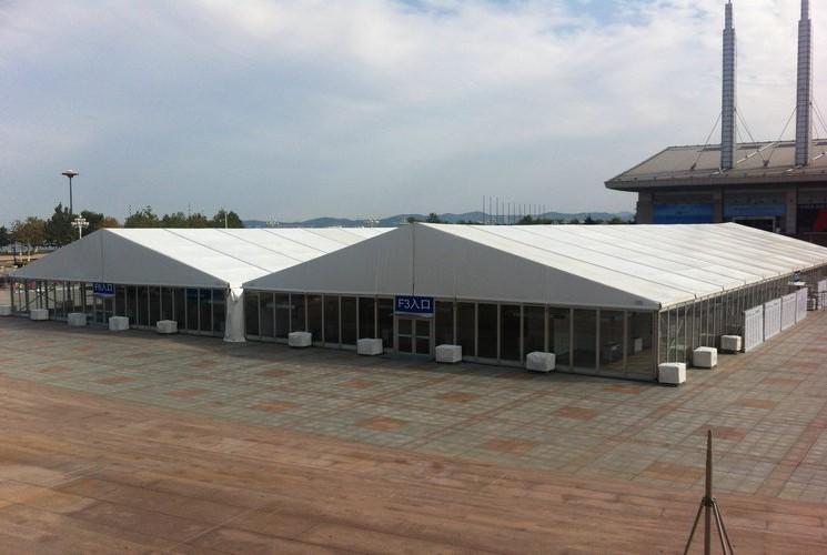 30米玻璃篷房