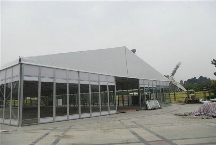 25米玻璃篷房