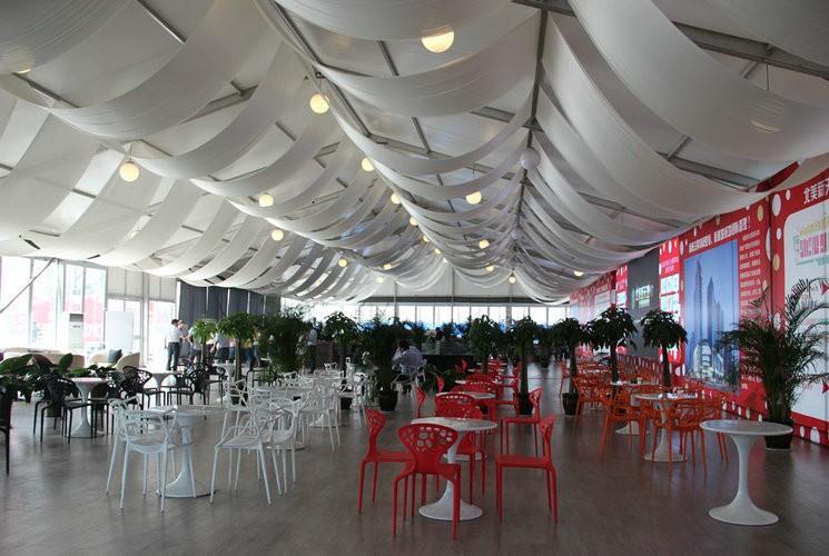 16米玻璃篷房