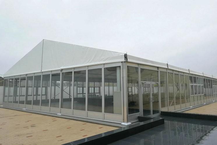 12米玻璃篷房
