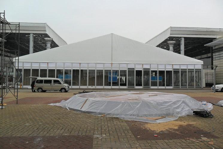 多规格玻璃篷房