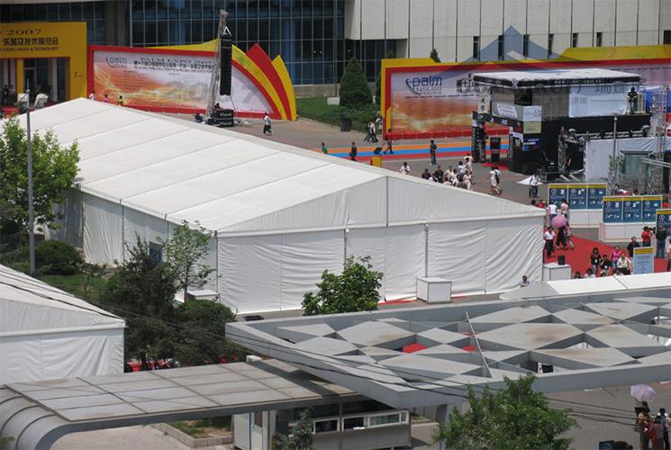 广瑞活动篷房展示