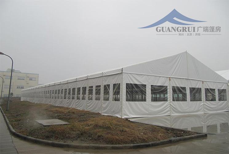 工业篷房,广瑞工业仓储篷房