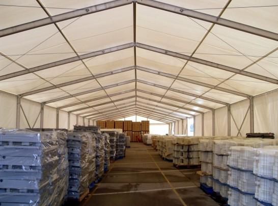 铝合金篷房,铝合金仓储篷房