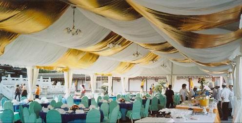 商业庆典篷房