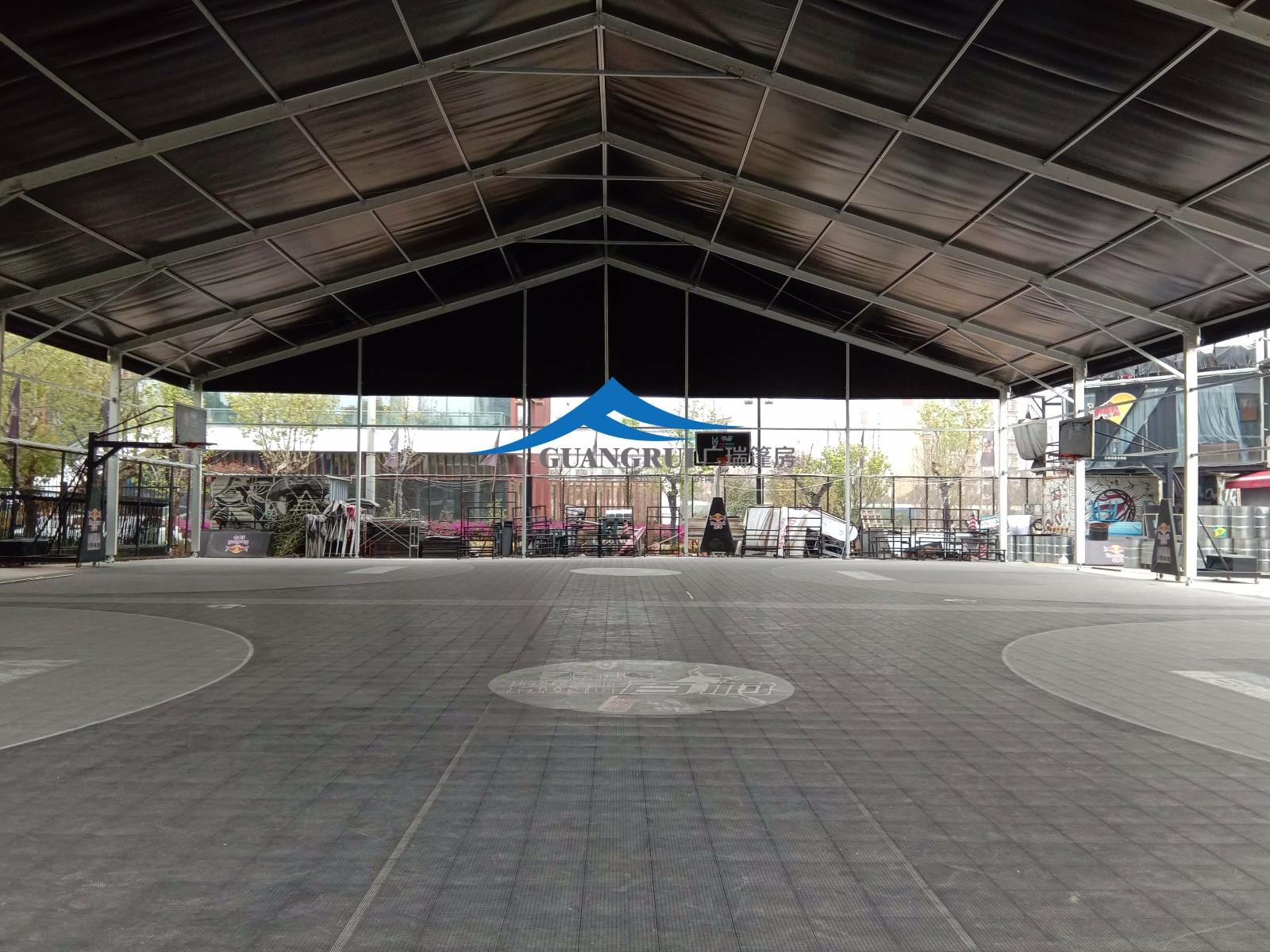 昆明篮球篷房